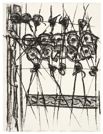Jean-Paul Riopelle, 'Sans Titre (1976.033P)', 1976