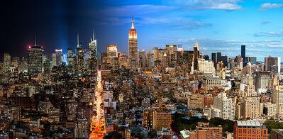 Andrew Prokos, 'Night & Day - Manhattan Cityscape #1', 2016