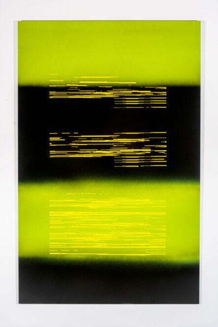 John Pomara, 'Sky_pilot4(Rothko)', 2020