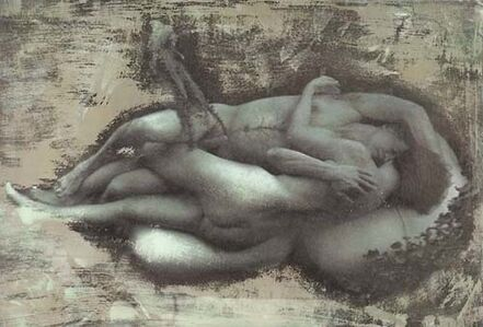Ernestine Ruben, 'Greenhouse, Arm Up #1/3', 1999/1999