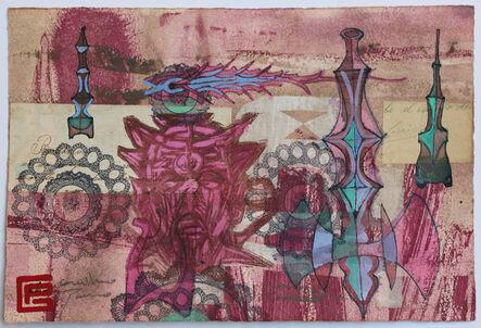 Guillermo Pacheco, 'SERIE OFRENDAS III', 2020