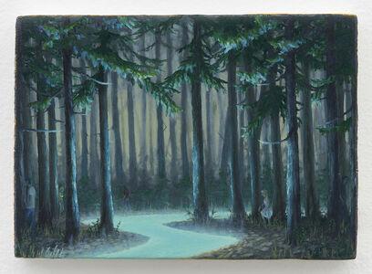 Dan Attoe, 'Glowing River', 2020