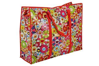 Takashi Murakami, 'Flowers Bag and Flower Pillow'