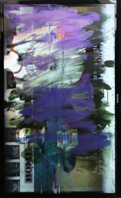 Ken Okiishi, 'gesture/data', 2013