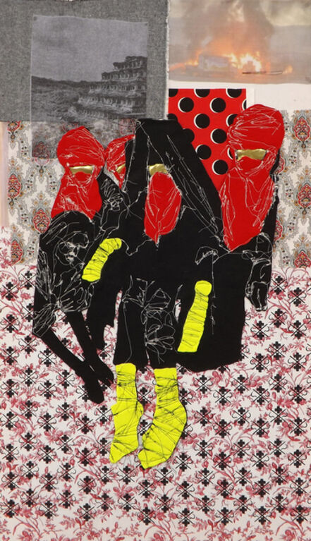 Elektra KB, 'The Healing Catharas', 2015