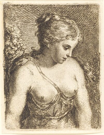 Bartholomäus Ignaz Weiss, 'Diana', 1790s