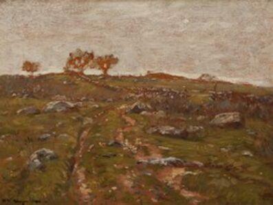 Henry Ward Ranger, 'Ranger, Hillside Trees', 1905