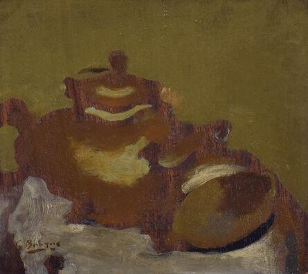Georges Braque, 'Théière et Citron', 1947
