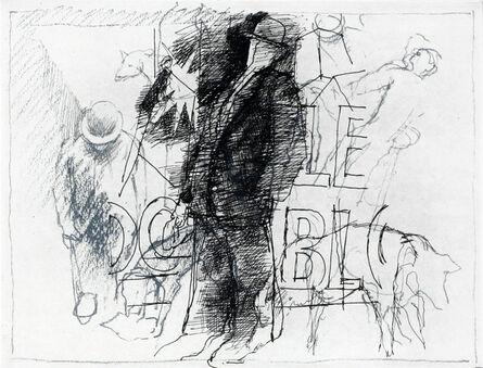 Charles Cullen, 'Feeding the Hound', 2004