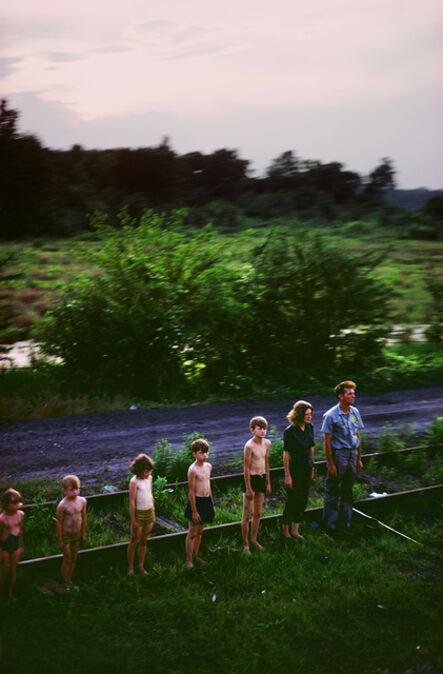 Paul Fusco, 'Untitled from RFK Funeral Train', 1968