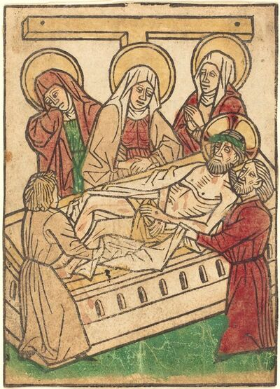 Ludwig of Ulm, 'The Entombment'