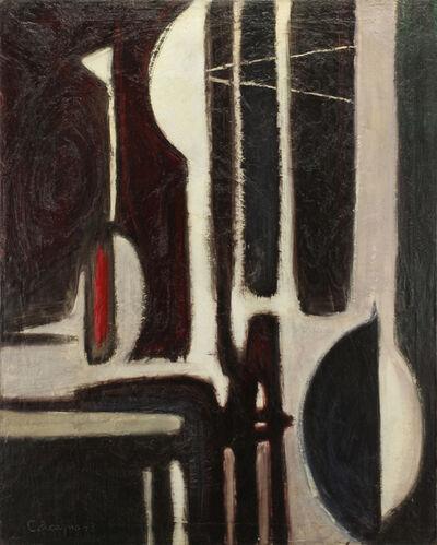 Lawrence Calcagno, 'Semaphores', 1948