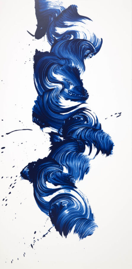 James Nares, 'Wave & Particle 1', 2021