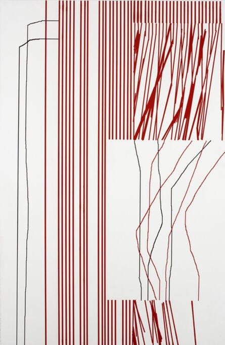 John Pomara, 'Red Fucking-Alert', 2016