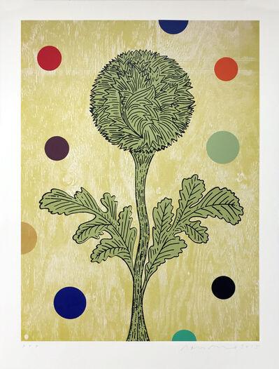 Dan Rizzie, 'Saw Palmetto (Avow)', 2015