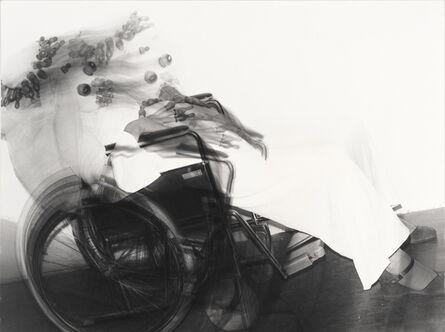 Renate Bertlmann, 'Schwangere Braut im Rollstuhl (Pregnant bride in wheelchair)', 1976
