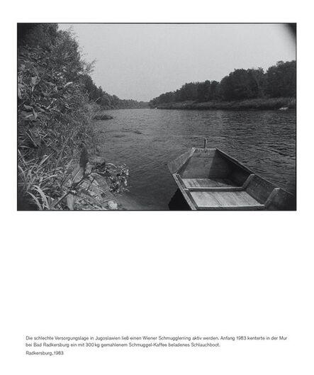 Seiichi Furuya, 'Staatsgrenze 1981-1983 (Radkersburg)', 2016