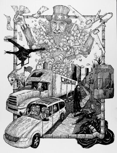 Derek Hibbs, 'Let The Good Times Roll', 2020