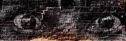 JR, '28 Millimètres : Women Are Heroes, Eye on bricks - New Delhi, Inde', 2009