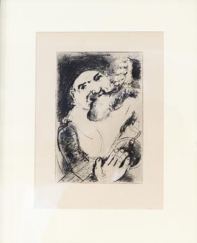 Marc Chagall, 'Gluttony  (La Gourmandise ) from The Seven Deadly Sins (Les Sept péchés capitaux)', 1925-1926