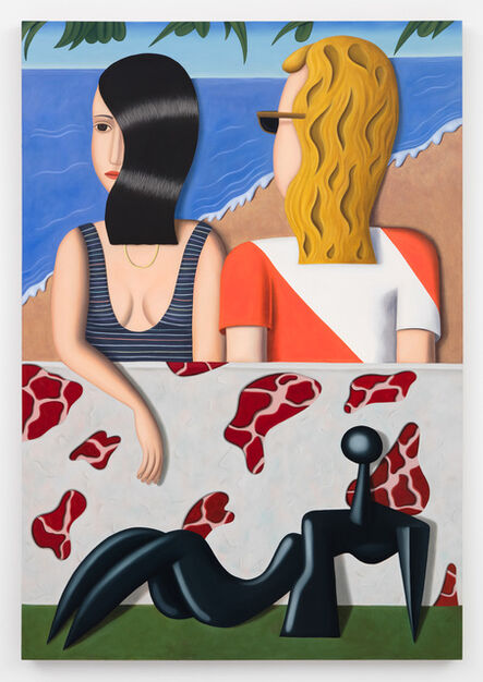 Jonathan Gardner, 'Sculpture by the Sea', 2015