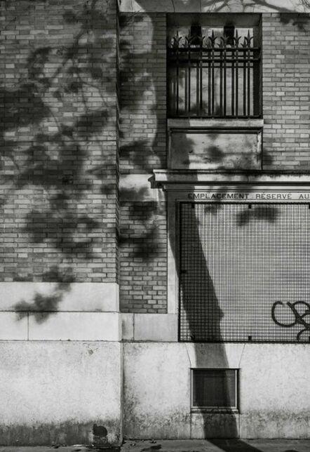 Michael Wolf (1954-2019), '#3, Paris Tree Shadows', 2014