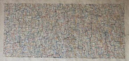 Mario Núñez, 'Ciudad invisible III', 2018