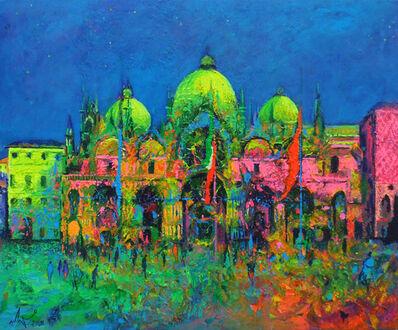 Ulpiano Carrasco, 'Venecia San Marco', 2019