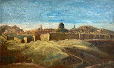 Zvi Rephaeli, 'Jerusalem', 1924-2005