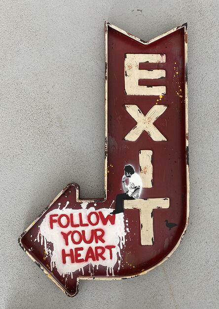 VAN RAY, 'Follow your Heart ', 2020