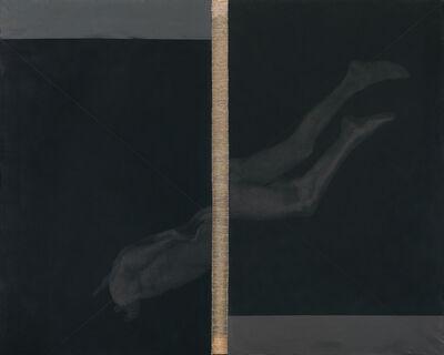Carlo Alfano, 'Eco-Discesa n. 2', ca. 1981