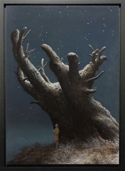 Aron Wiesenfeld, 'God of the Forest', 2014