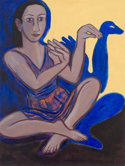 Eileen Cooper, 'Swan', 2012