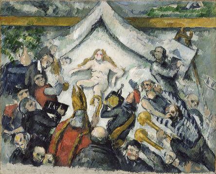 Paul Cézanne, 'The Eternal Feminine', About 1877