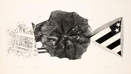 James Rosenquist, 'Black Triangle (State II)', 1978