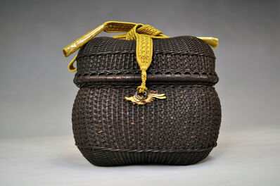 "Yamaguchi Ryuun, '""Chakago"" (Tea Ceremony Box)', 2006"