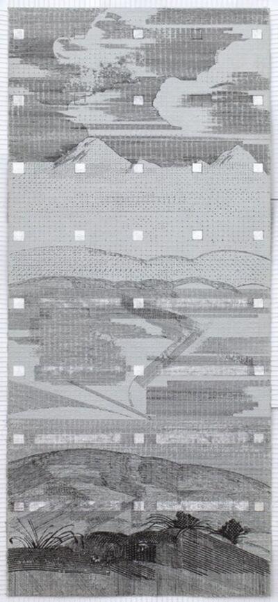 Lynda Ballen, 'White Weave', 2016