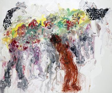 Chen Ping, 'Venus vs Dragon Dance', 2017