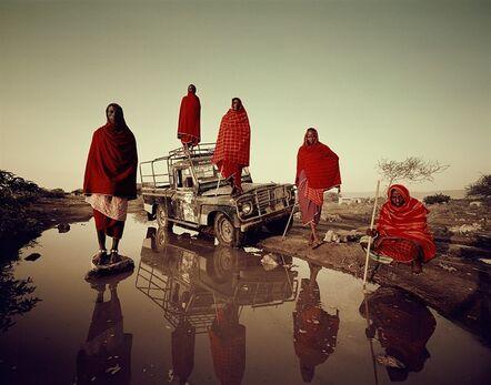 Jimmy Nelson, 'VIII 461 // VIII Maasai', 2010
