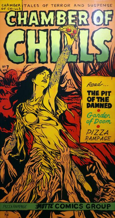 Motte, 'Chamber of chills', 2019