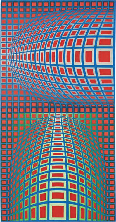 Victor Vasarely, 'RENG-MC', 1984