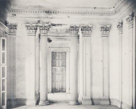 Walker Evans, 'Breakfast Room, Belle Gove Plantation, White Chapel, Lousiana', 1935