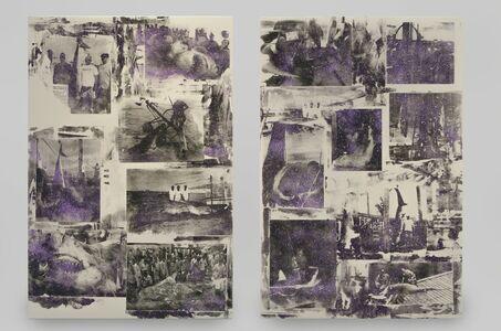 Abdul Mazid, 'Lavender Reign', 2015