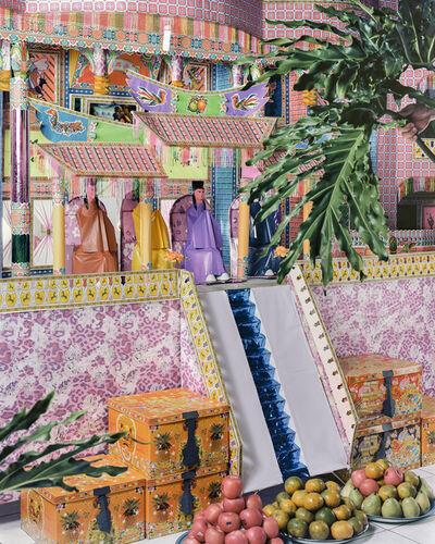 Leonard Suryajaya, 'Paper House', 2018