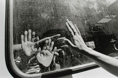 Gilles Peress, 'Departure of Jews, Sarajevo, Bosnia', 1993