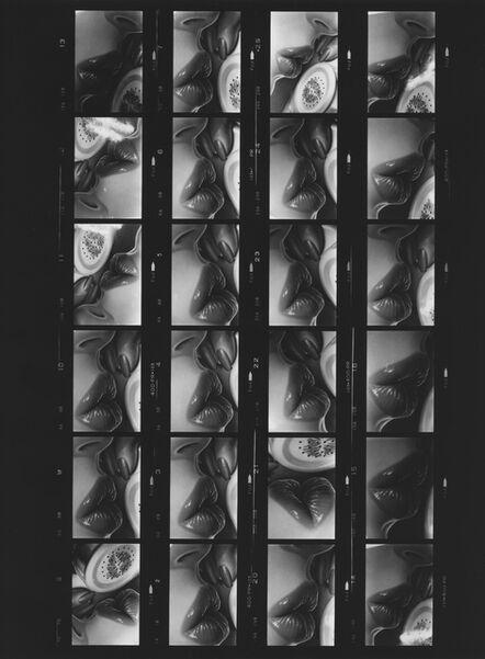 Daido Moriyama, 'Lips (23)', 2012