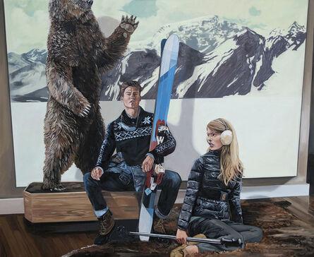Tracy Stuckey, 'Nordic Bear'