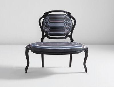 "Sebastian Brajkovic, '""Lathe II"" chair', ca. 2006"