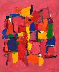 Olga Albizu, 'Red Rose ', 1978