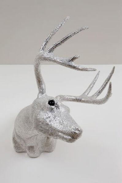 Marc Swanson, 'Untitled (Trophy Room Head #1)', 2008